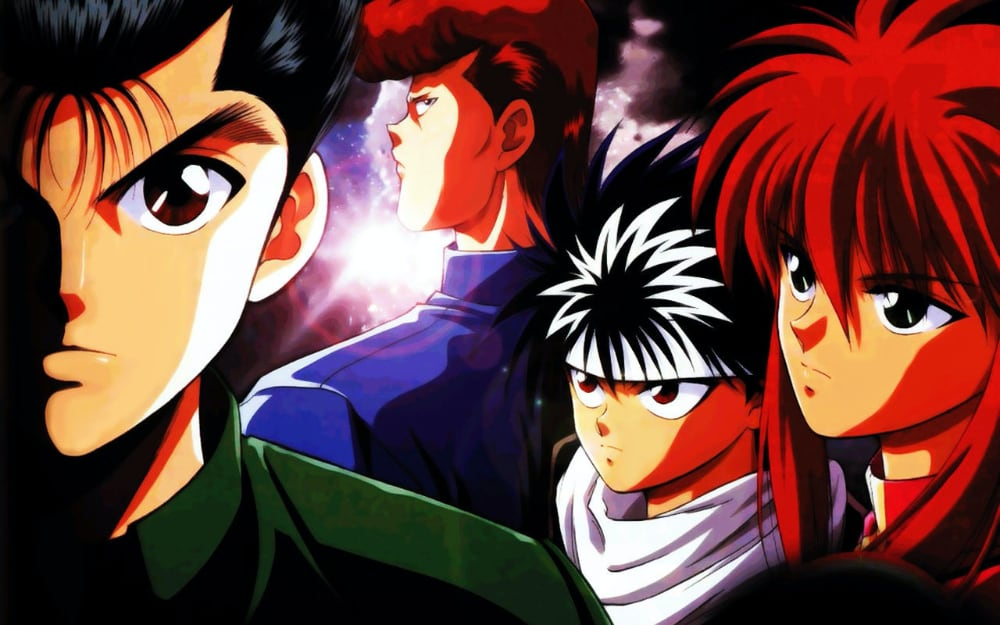 Yu Yu Hakusho Live-Action Series Announced by Netflix