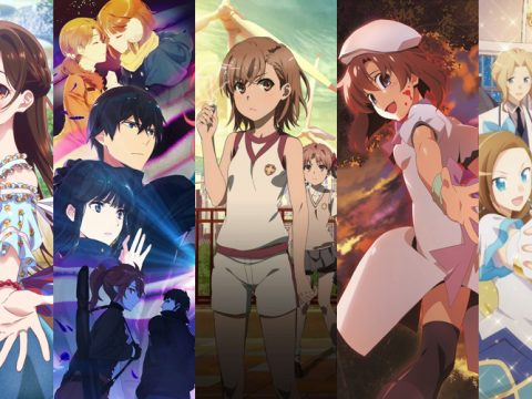 Vote For Your Favorite Anime of 2020!