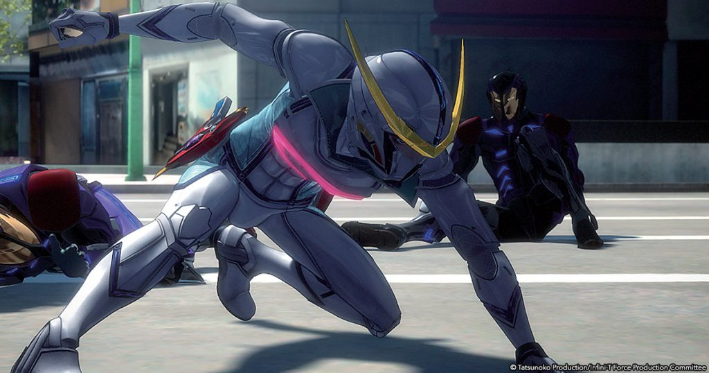 Breaking Down the Classic Anime That Fuels Infini-T Force The Movie