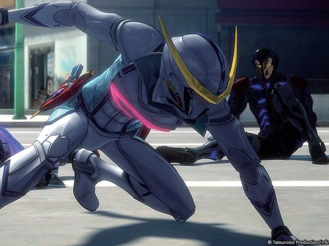 Infini-T Force the Movie Puts Timeless Anime Heroes Back in Action