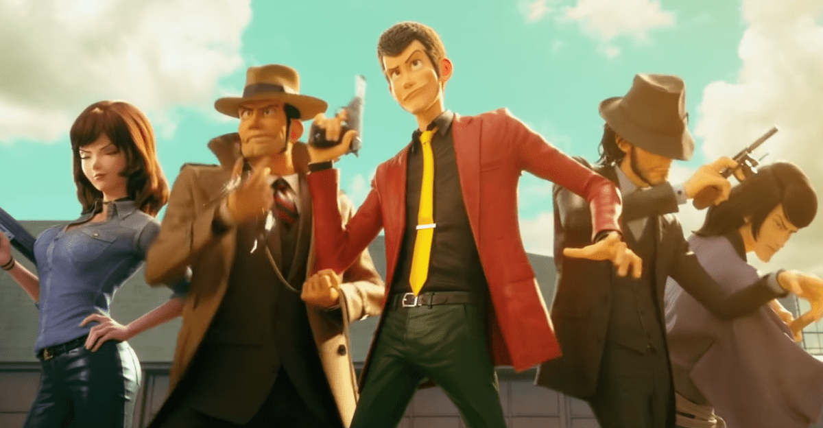 Lupin the 3rd: The First is a big deal for fans of the classic series