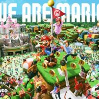 Check Out the Sights and Foods of Super Nintendo World