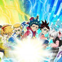 Beyblade Burst Sparking Anime Lines Up Disney XD Premiere for February