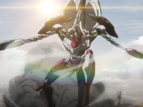 Final Eureka Seven Anime Film Previews Early Summer Debut