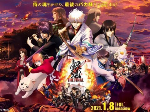 Gintama THE FINAL Movie Manages to Beat Demon Slayer at Box Office