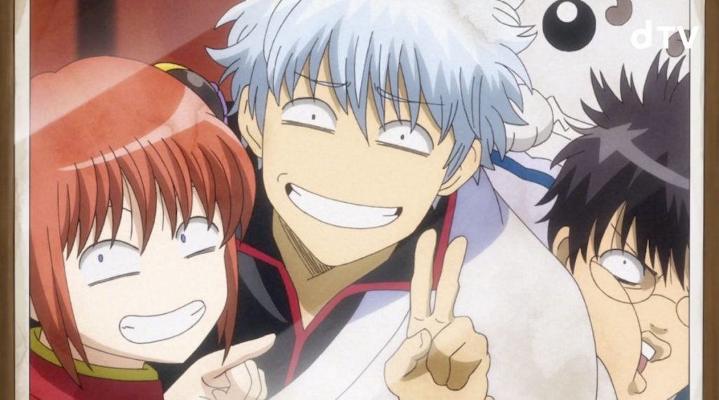 Gintama THE SEMI-FINAL Special Previewed in Very Gintama Way