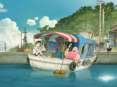 Studio 4ºC's Gyoko no Nikuko-chan Anime Film Casts Natsuki Hanae