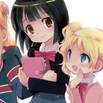Kin-iro Mosaic Anime Film Announces Summer Premiere Plans