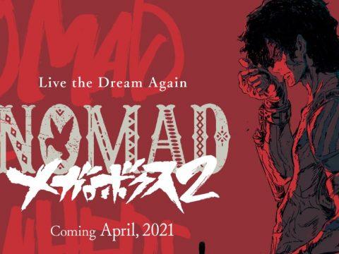 Megalobox Returns With Megalobox 2: Nomad in April