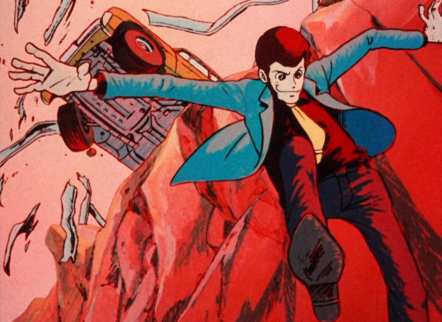 Lupin the 3rd Part I