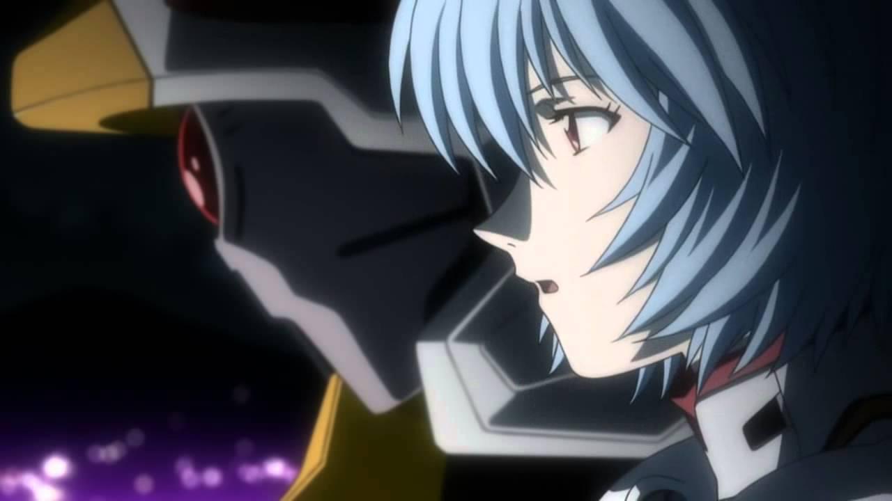 Rei Ayanami, Evangelion