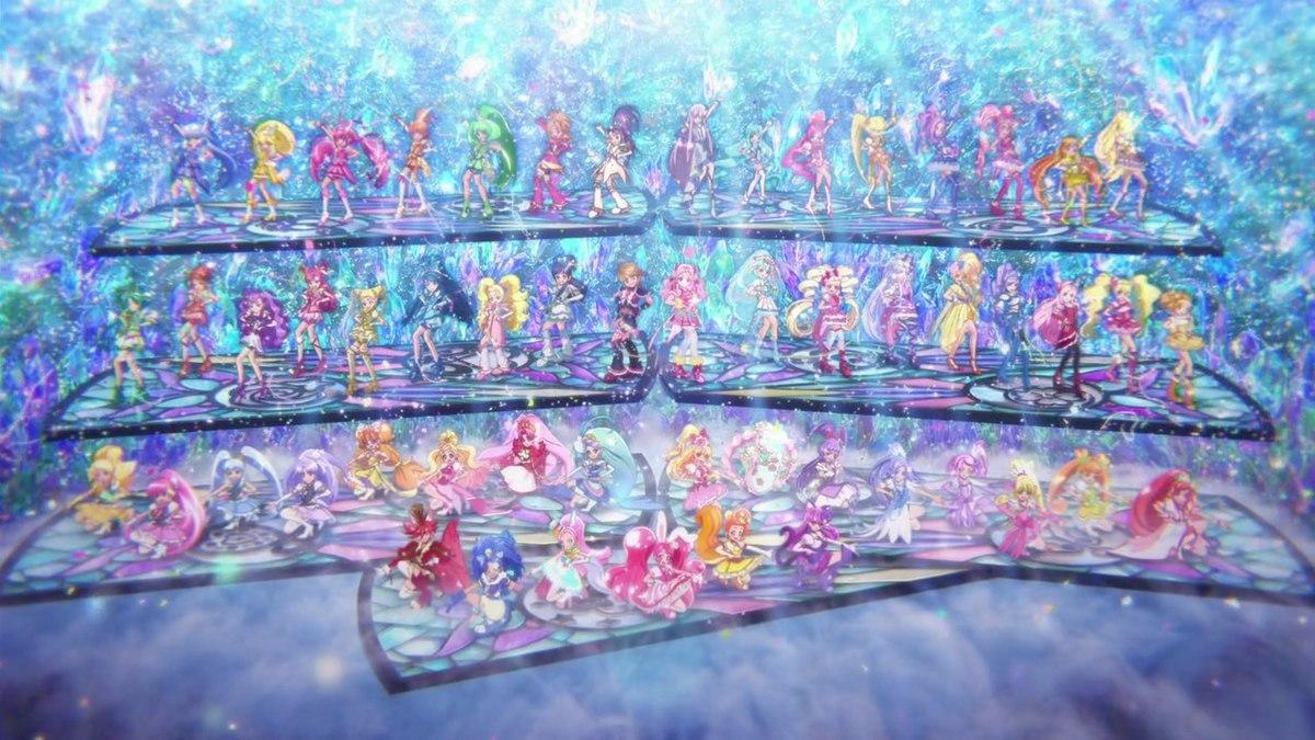 Hugtto! PreCure Futari Wa Pretty Cure: All Stars Memories