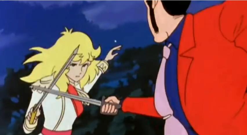 Lupin III vs. Lady Oscar