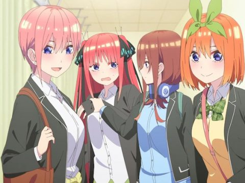 The Quintessential Quintuplets Trailer Teases Episode 1 of Season 2