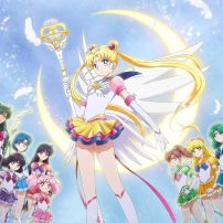 New Trailer and Visual Herald Sailor Moon Eternal Movie Premiere