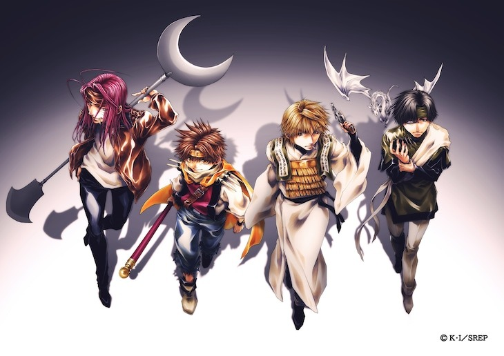 "Saiyuki Reload -ZEROIN- Anime Adapts Saiyuki's ""Even a Worm"" Arc"