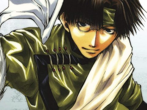 Final Hardcover Saiyuki Manga Volume Closes Out the Series in Style!