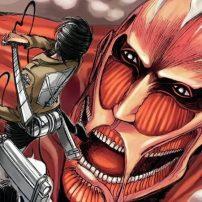 Attack on Titan Manga to End April 9