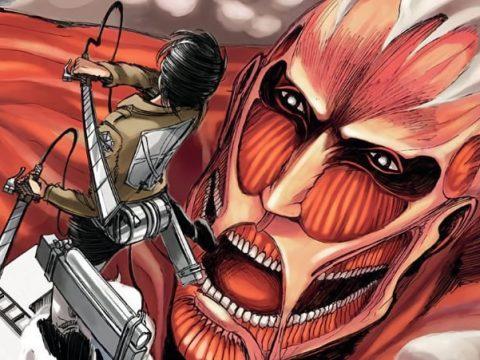 Attack on Titan Manga to End April 9