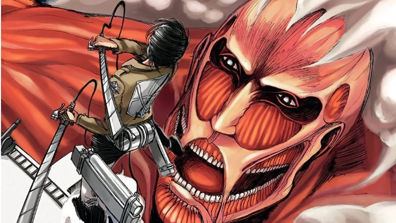 Attack on Titan end