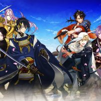 Handsome Sword Men of Touken Ranbu Online Arrive in English This February