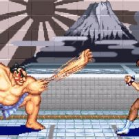 Rising Sun Imagery Removed from E. Honda's Iconic Street Fighter II Stage