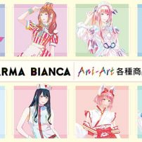 Enako Has Her Own Line of Merchandise with ARMA BIANCA