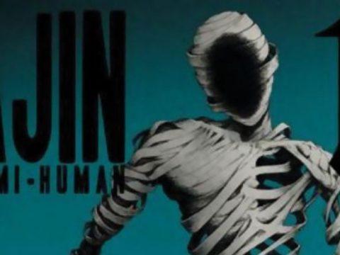 Ajin: Demi-Human Manga Comes to a Close