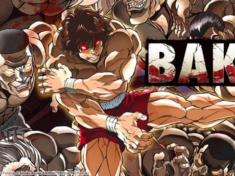Sentai Filmworks Announces BAKI Anime Blu-ray Plans