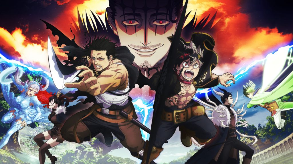 Black Clover Anime's Final Episode Announced for March 30