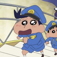 Crayon Shin-Chan Movie Being Postponed Because of COVID