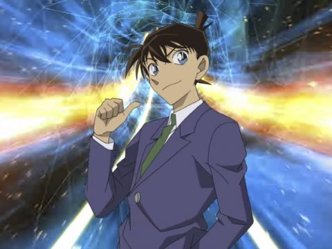 Detective Conan: The Scarlet Bullet Film Brings Akai Family Together for Visual
