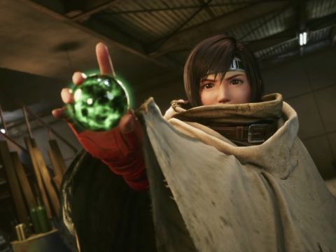 Final Fantasy VII Remake Gets PS5 Version with Yuffie Chapter