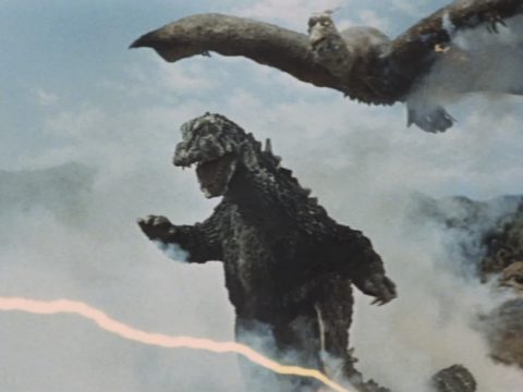 Godzilla and Toho Spread Valentine's Day Love With Kaiju Cards