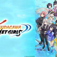 Sentai Filmworks Releases Dub Clip for Kandagawa Jet Girls