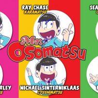 Here Are the Actors For VIZ Media's Mr. Osomatsu Dub