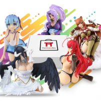 The Otaku Box Delivers Monthly Goodies, Including Ecchi Options