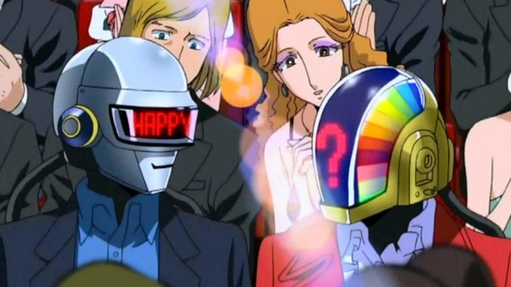 Remembering Daft Punk with Their Anime Masterpiece, Interstella 5555