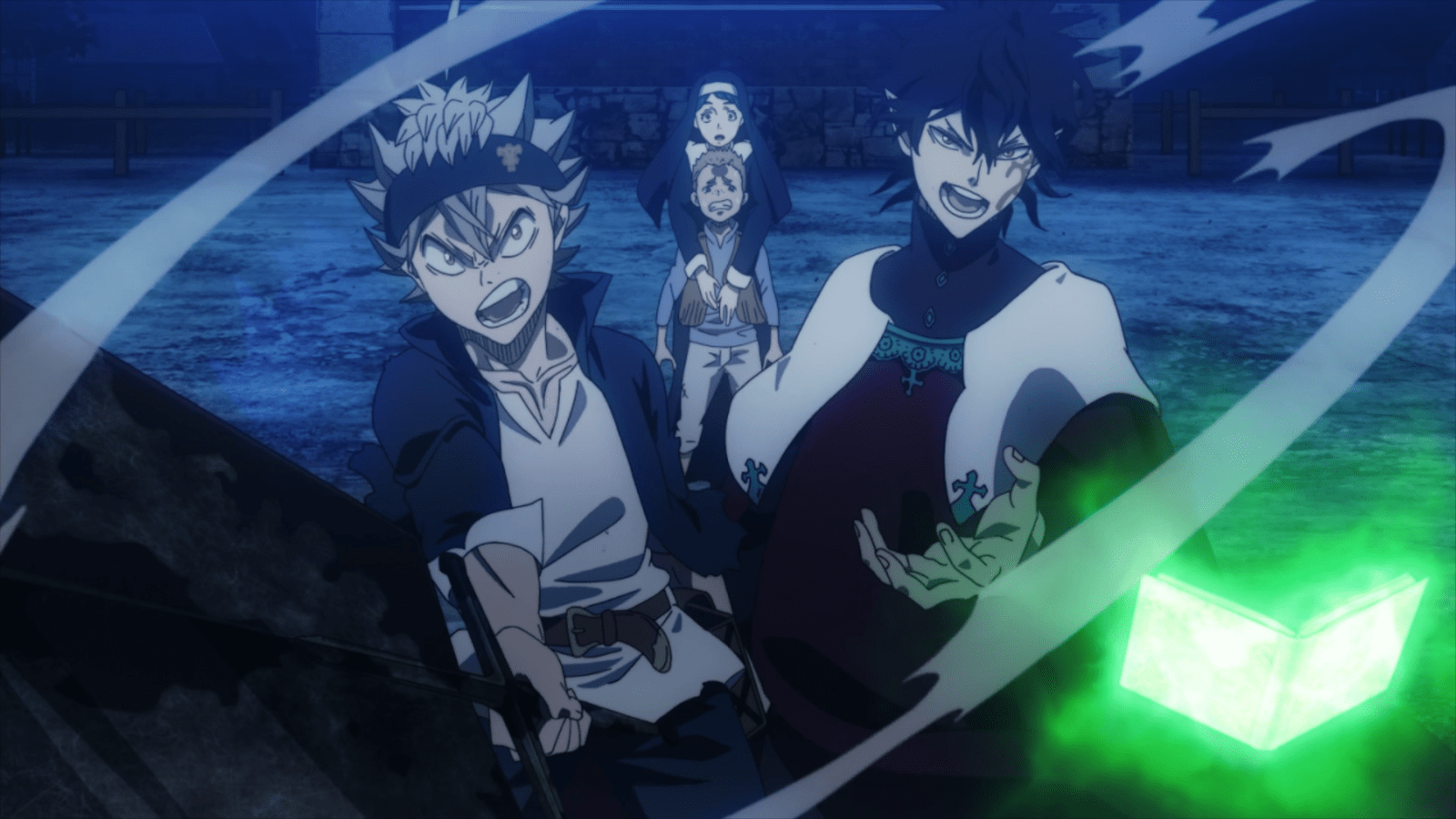 The Black Clover anime may be coming to an end, but there are still plenty of high-octane shows to keep you going