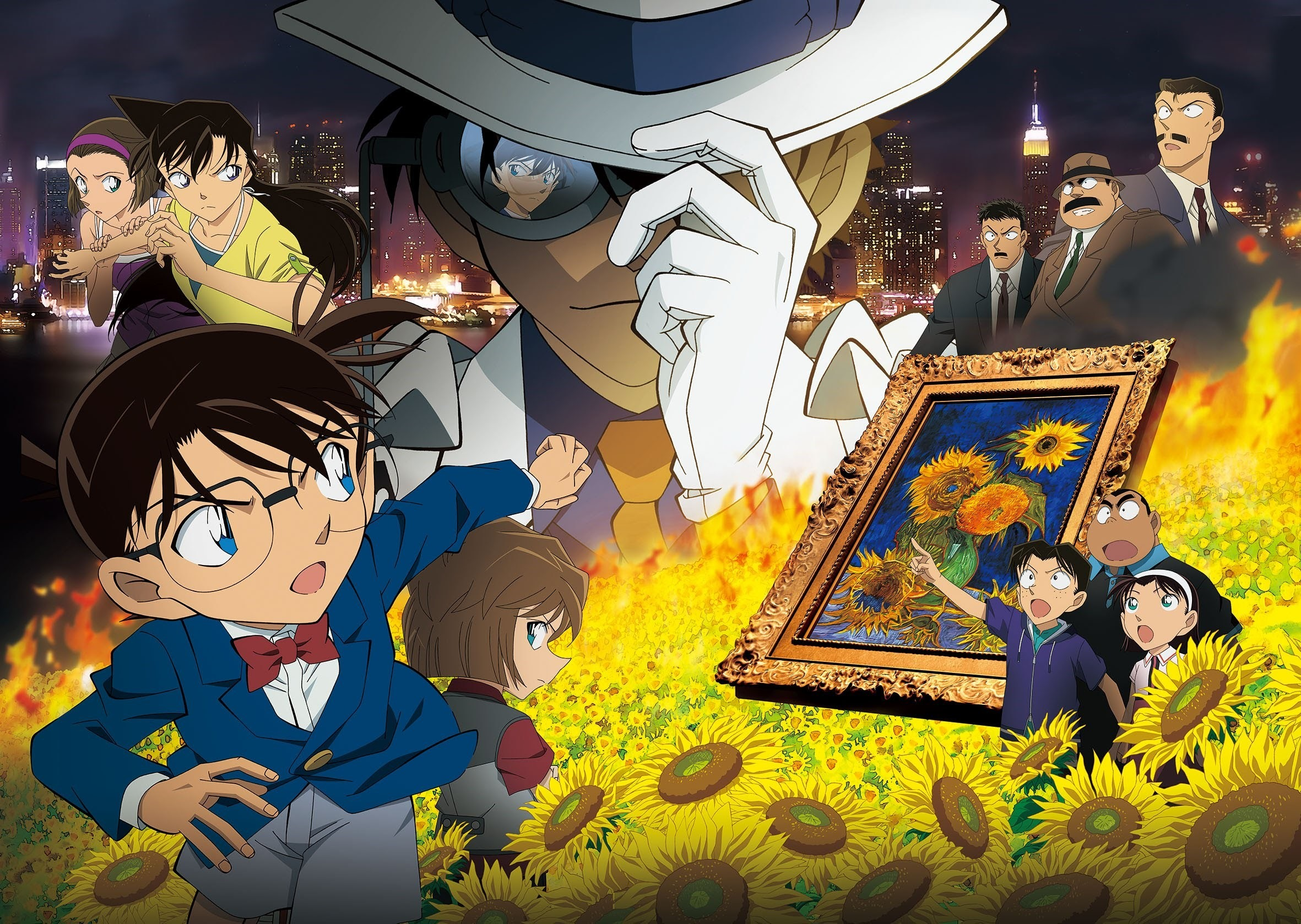 Let's get sleuthing with some clever detective anime!