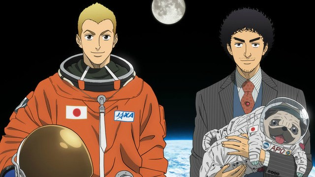 Hibito and Mutta, Space Brothers