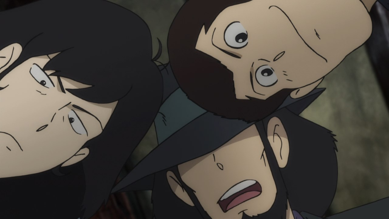 The Lupin Gang... part of it