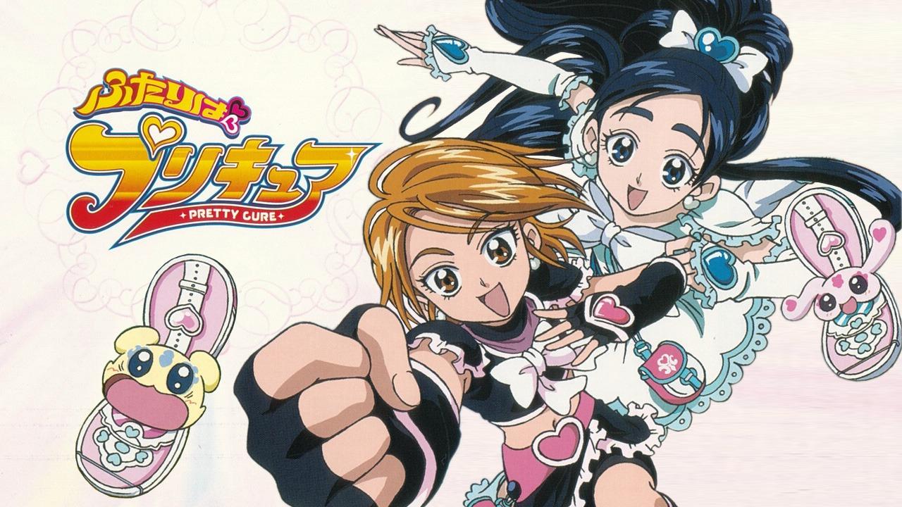 Pretty Cure... the original!