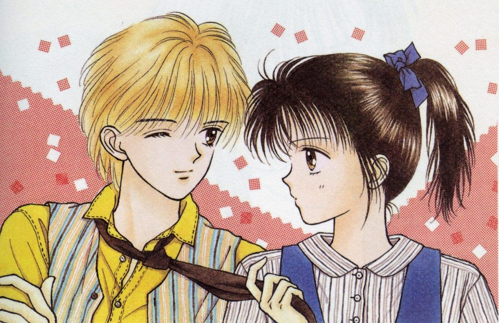 Celebrate Valentine's Day with These Retro Romance Anime