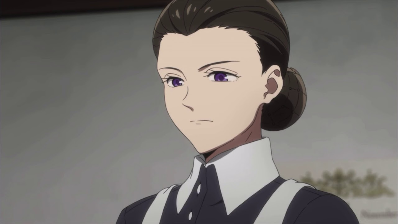 Isabella, The Promised Neverland
