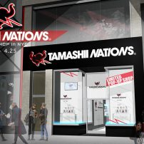 The Tamashii Nations Pop-Up Shop Opens in NYC Tomorrow!