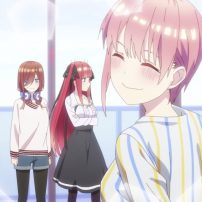 Enjoy Scenes from The Quintessential Quintuplets in OP Song Music Video