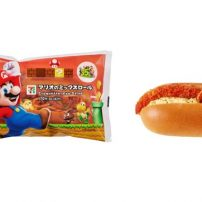 7-11 Japan Dishes Up Super Mario Meals