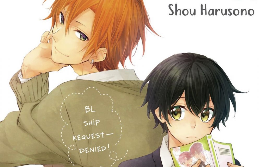 Sasaki and Miyano is a Laid-Back Slice-of-Life BL Manga