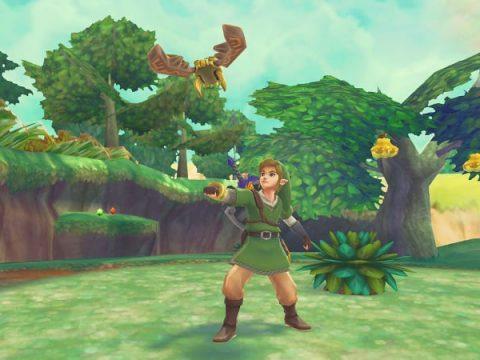 The Legend of Zelda: Skyward Sword HD Revealed for Switch